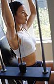 Exercise, Female, Fit, Fitness, Gym, Gymnasium, Gymnasiums, Gyms, Health, Healthy, Hispanic, Hispan