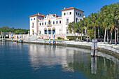Villa Vizcaya, Miami, Florida, USA