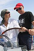 Sailing the Ionian islands