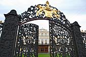 Palace on the Fontanka canal, Saint Petersburg, Russia