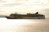 Cruiseship Norwegian Jewel (Norwegian Cruise Lines), Dubrovnik, Dubrovnik-Neretva, Croatia