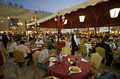 Ramadan Iftar buffet at Sheraton Aleppo Hotel, Aleppo, Syria, Asai