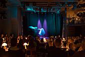 Cabaret Performance at Tigerpalast, Frankfurt, Hesse, Germany