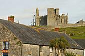 outdoor photo, summer, Rock of Cashel, Cashel, County Tipperary, Ireland, Europe
