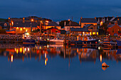 outdoor photo, early evening at the harbour, Dingle, Dingle Peninsula,  County Kerry, Ireland, Europe