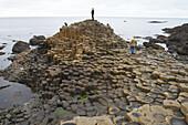 outdoor photo, Giant's Causeway, County Antrim, Ulster, Northern Ireland, Europe