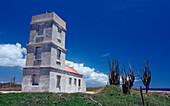 Lighthouse, Netherlands Antilles, Bonaire, Bonaire, Washington Slagbaai National Park