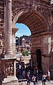 Forum Romanum, Italy, Rom