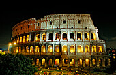 The Colosseum, Italy, Rom