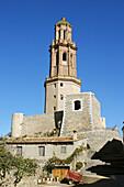 Torre de las Campanas. Jérica. Castellón province. Comunidad Valenciana. Spain