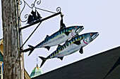 Fish street ornament, Lunenburg, Canada