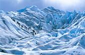 Perito Moreno glacier. Los Glaciares NP. Patagonia. Argentina