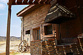 Aged, Color, Colour, Daytime, Exterior, Facade, Façade, Facades, Façades, House, Houses, Nobody, Old, Old fashioned, Old-fashioned, Outdoor, Outdoors, Outside, Porch, Porches, Travel, Travels, Western, Westerns, Wood, Wooden, World locations, World trave