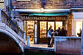 Bar, Venice, Veneto, Italy