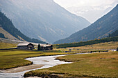 Krimmler Ache Valley, Hohe Tauern Nationalpark, Austria