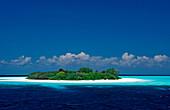 Maldive Island, Maldives, Indian Ocean, Meemu Atoll
