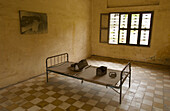 Tuol Sleng (Security Prison 21, or S-21). Phnom Penh, Cambodia