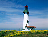 Yaquina Head Lighthouse. Oregon. USA