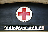 First aid centre in Lisbon. Portugal