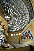 Interior, Transit Mall, Los Angeles, California. USA.