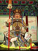 Image of Dhanada. One of the Heavenly Kings