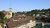 Nydegg Church. Bern. Switzerland