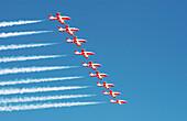 Canadian Forces Snowbirds air acrobatic team
