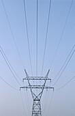 Power line. Holland