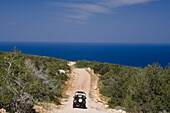 Jalos Activ Land Rover tour, Offroad, Akamas Nature Reserve Park, South Cyprus, Cyprus