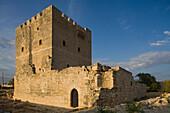 Kolossi castle, built by Order of St. John, 15th century, Kolossi, Lemesos district, Limassol, South Cyprus, Cyprus