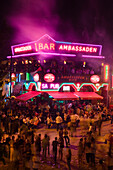Nightlife in Agia Napa, Club, Bar, Agia Napa, South Cyprus, Cyprus