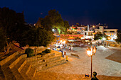 Nightlife in Agia Napa, South Cyprus, Cyprus