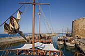 Neptun Pirate boat trip, by Kaleidoskop Turizm, harbour, Kyrenia, Girne, Cyprus