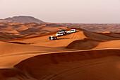 Excursion in the desert, Dubai, United Arab Emirates, UAE