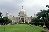 Victoria Memorial. Kolkatta (Calcutta). West Bengal. India