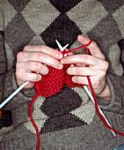 Craft, Crafts, Detail, Details, Dexterity, Female, Generation X, Hand, Handicraft, Handicrafts, Hands