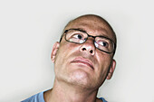 s, Forties, Fourties, Generation X, Glasses, Human, Indoor, Indoors, Interior, Male, Man, Men, One, O