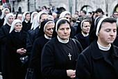 Roman Catholic St. Blaise s celebration. Dubrovnik. Croatia