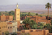 Kasbah of Taourirt. City of Ouarzazate. Morocco. Africa.