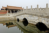 The Eastern Qing tomb. East of Beijing. Zunhua city. China.