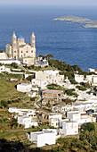 Agios Nikolaos Church. Hermoupolis. Syros. Cyclades. Greece.