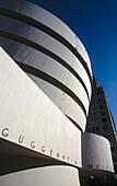 Guggenheim Museum, Manhattan, NYC. USA