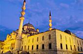 Yeni Valide Mosque (New Mosque aka Yeni Cami), Istanbul. Turkey