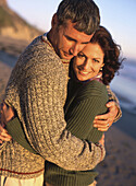 y, Couple, Couples, Daytime, Embrace, Embracing, Exterior, Female, Fondness, Grin, Grinning, Hug, Hug