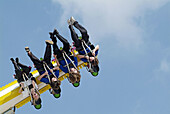 The Florida State Fair at Tampa Florida offers entertainment food eating daring rides and fun for families senior citizens from everywhere