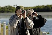 Ding Darling National Wildlife Refuge, Sanibel Island. Florida, USA