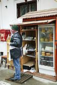 Vendor, Transylvania, Romania