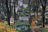 Cemetery Père Lachaise, 20th Arrondissement, Paris, France
