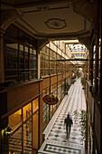 View of the Passage Grand Cerf, 1825, 2. Arrondissement, Paris, France, Europe