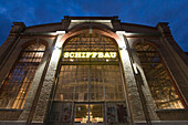 Switzerland Zurich, Schiffbau theater and event hall in Kreis 5
